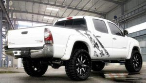 2018 Toyota Tacoma Diesel Exterior