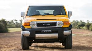 2019 Toyota FJ Cruiser Exterior