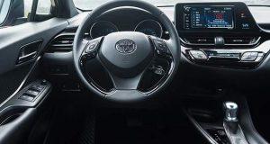 2018 Toyota CHR Interior