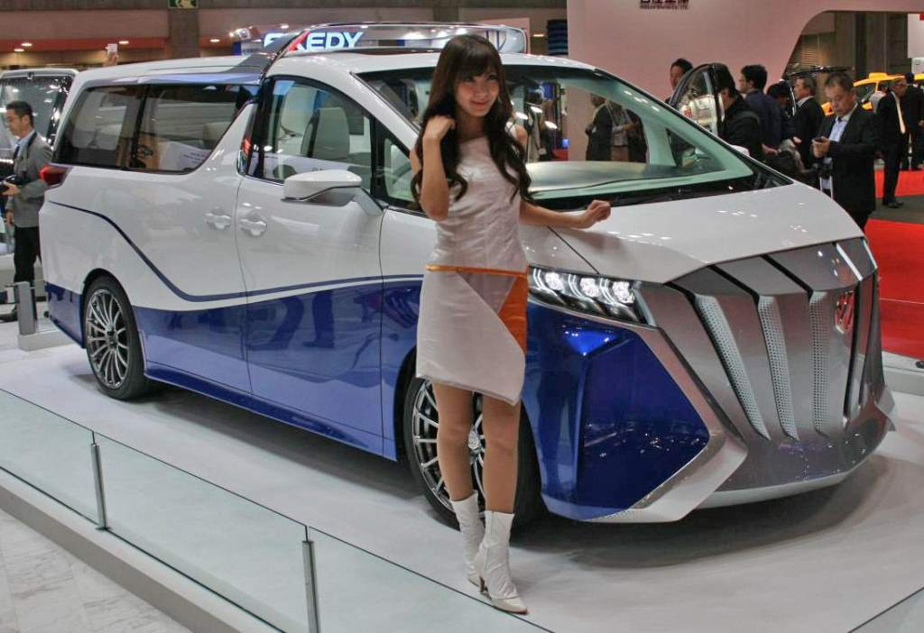 2020 Toyota Alphard Price, Release Date And Design