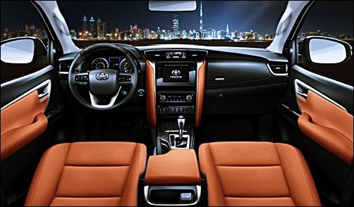 2021 toyota fortuner interior - toyota engine news