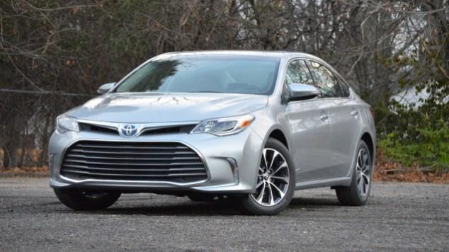 2019 Toyota Avalon Exterior