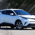 2019 Toyota CHR Exterior