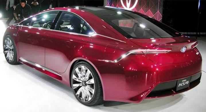 2019 Toyota Camry Exterior