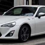 2019 Toyota 86 Exterior