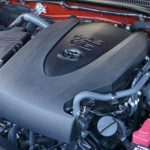 2019 Toyota Tacoma Engine