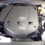 2020 Toyota 4runner Engine