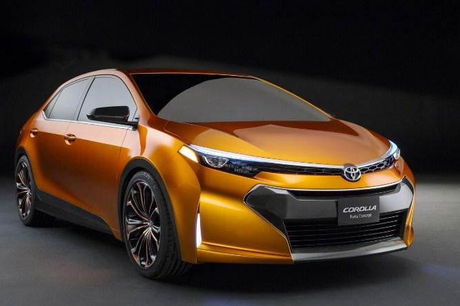 2020 Toyota Corolla Exterior