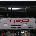 2021 Toyota 4Runner TRD Pro Engine