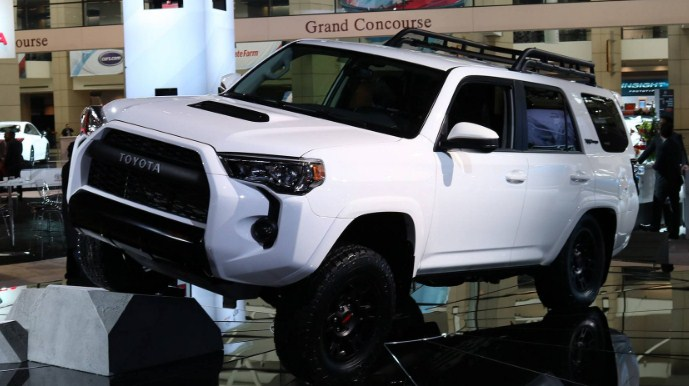 2021 Toyota 4Runner TRD Pro Review And Price | Toyota ...