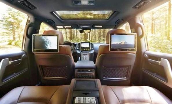2021 Toyota 4Runner TRD Pro Interior