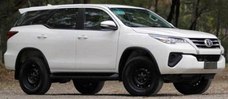 2021 Toyota 4Runner Exterior – Toyota Engine News
