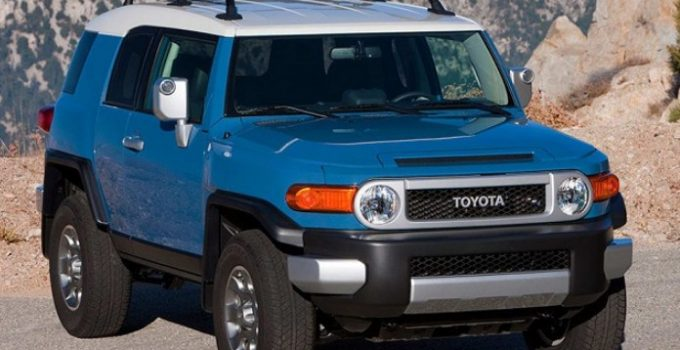 2021 Toyota FJ Cruiser Exterior