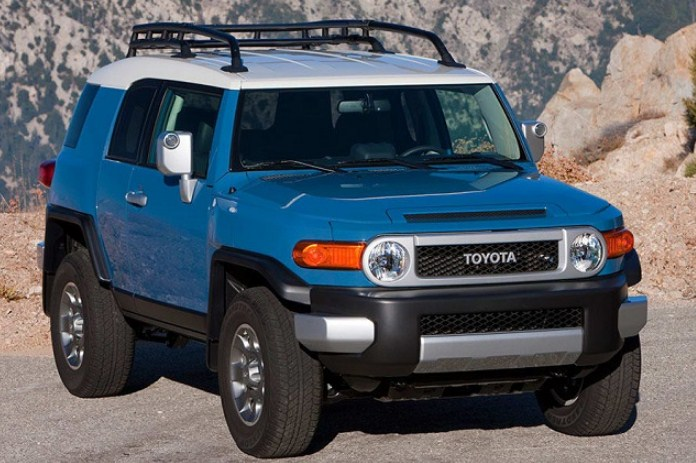 2021 Toyota FJ Cruiser Review, Redesign, And Price ...