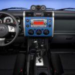 2021 Toyota FJ Cruiser Interior