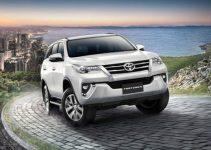 2021 Toyota Fortuner Exterior