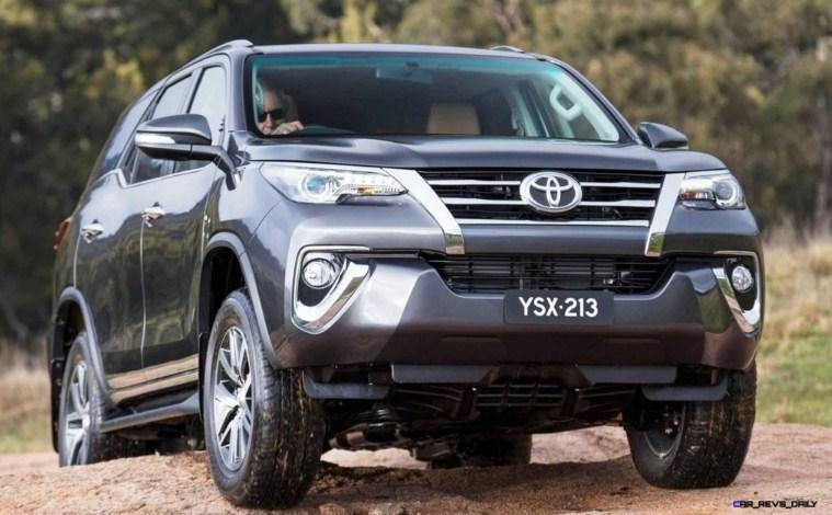 2019 Toyota Highlander Exterior