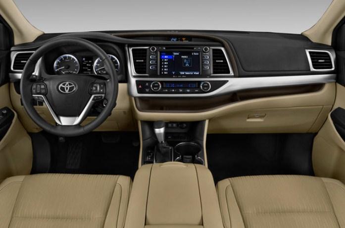 2019 Toyota Land Cruiser Interior
