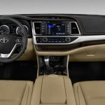 2021 Toyota Land Cruiser Interior