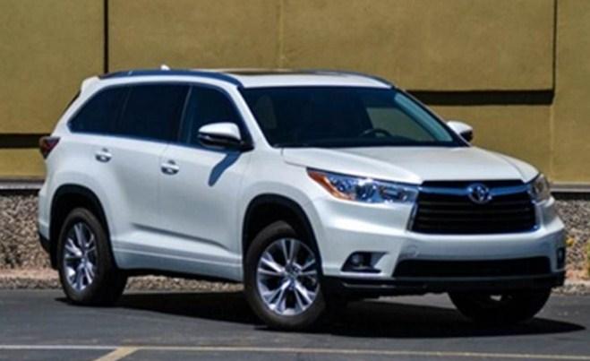 2021 Toyota Land Cruiser Exterior