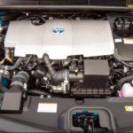 2021 Toyota Prius Engine