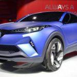 2021 Toyota Prius SUV Exterior