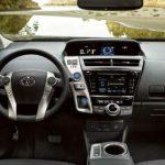 2021 Toyota Prius SUV Interior