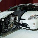 2021 Toyota Prius V Engine