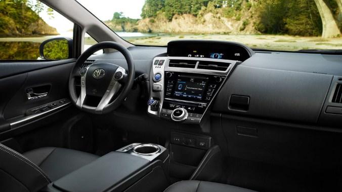2021 Toyota Prius V Interior