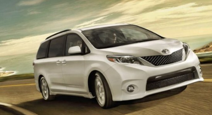 2021 Toyota Sienna Review, Redesign, Release Date | Toyota ...