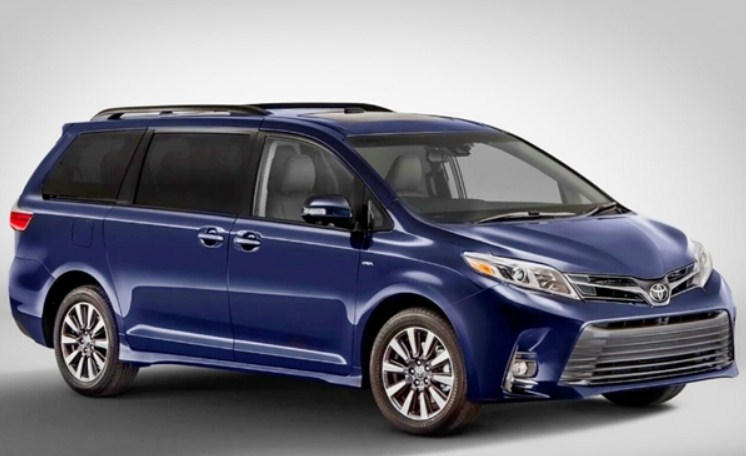 2018 Toyota Sienna Release Date >> 2021 Toyota Sienna Review, Redesign, Release Date | Toyota Engine News