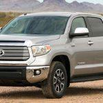 2021 Toyota Tundra Exterior