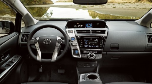 2022 Toyota 4Runner Interior