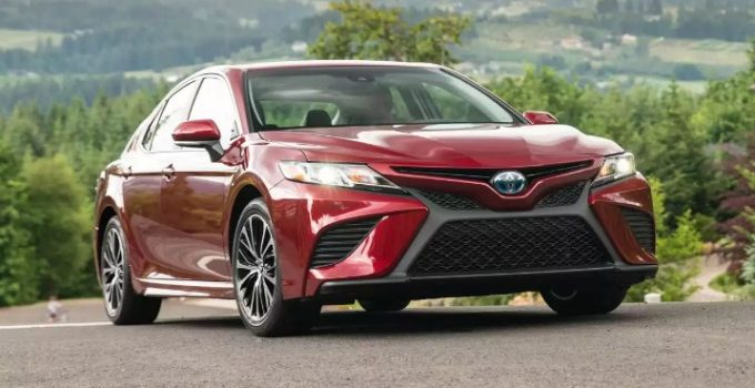 2023 Toyota Camry Exterior