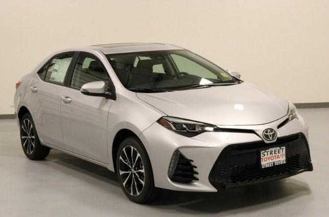 2025 Toyota Corolla Exterior