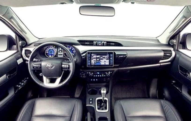 2019 Toyota 4Runner Interior
