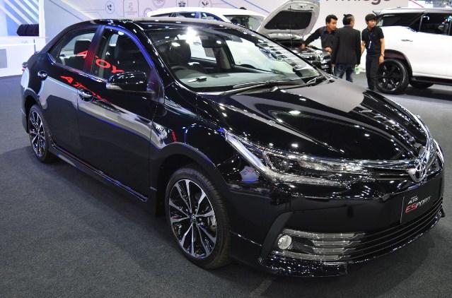 2024 Toyota Corolla Exterior