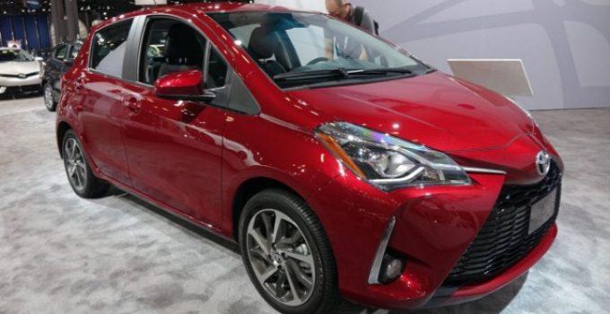 2019 Toyota Matrix Exterior