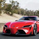 2019 Toyota Supra Exterior
