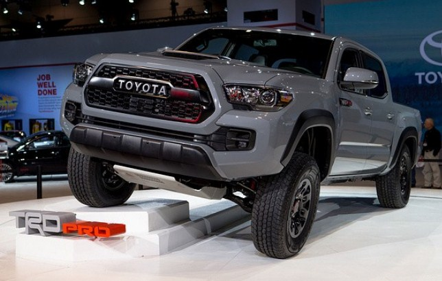 2020 Toyota Tacoma Exterior