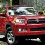 2025 Toyota 4Runner Exterior
