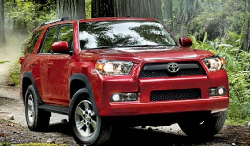 2024 Toyota 4Runner Exterior