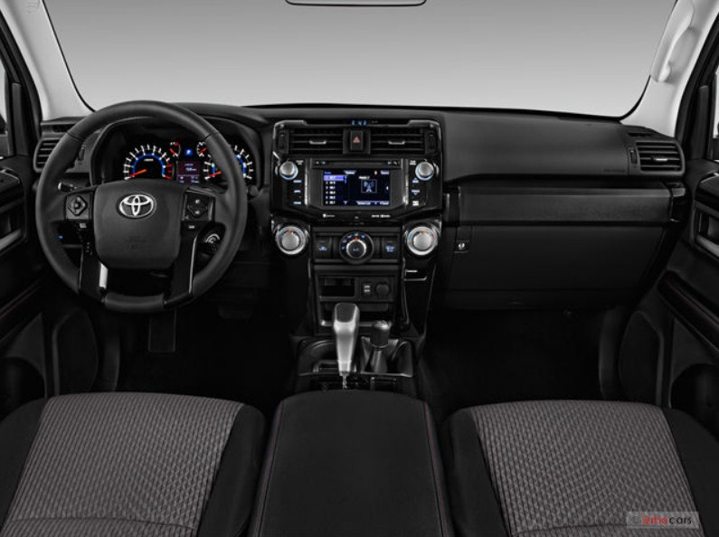 2025 Toyota 4Runner Interior