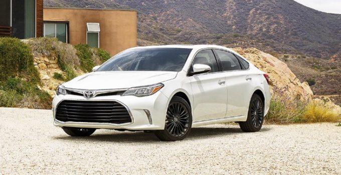 2025 Toyota Avalon Exterior