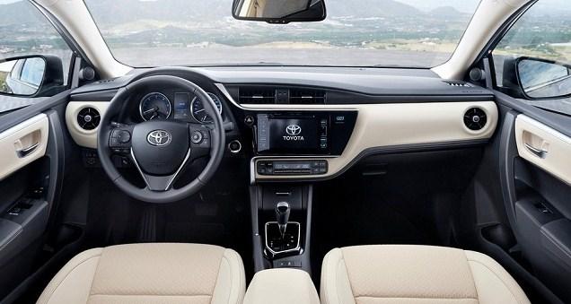 2020 Toyota Camry Interior