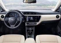 2024 Toyota Camry Interior