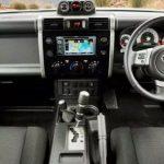 2020 Toyota FJ Cruiser Interior