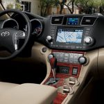 2024 Toyota Highlander Interior