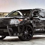 2020 Toyota Land Cruiser Exterior