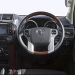 2020 Toyota Land Cruiser Interor